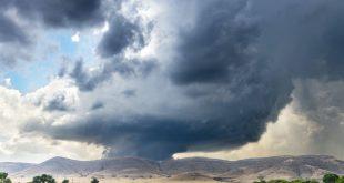 Tornado Supercell in Oklahoma