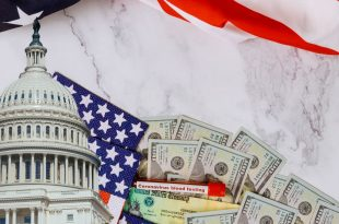 Senate and House of Representatives of United States Government the stimulus package financial